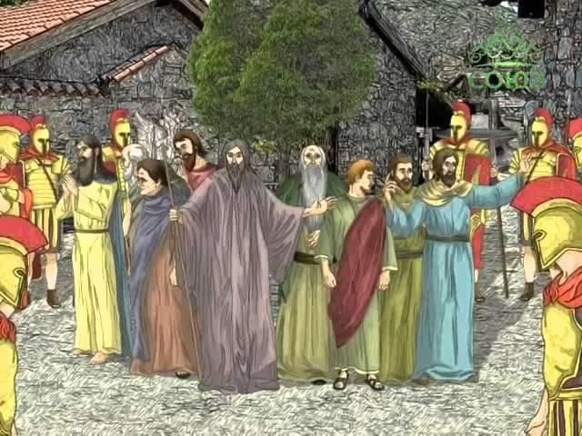 Мульткалендарь. 12 мая. Девять мучеников Кизических