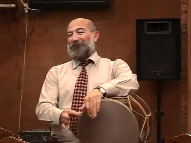 Грузинский,Азербайджанский и Армянский барабан