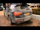 2012 Audi Q7 V12 TDI S-line ABT overview and start-up [HD]