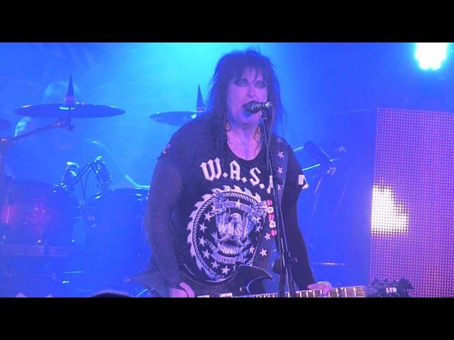 WASP Golgotha live , Limelight 1 Belfast 17.9.2015