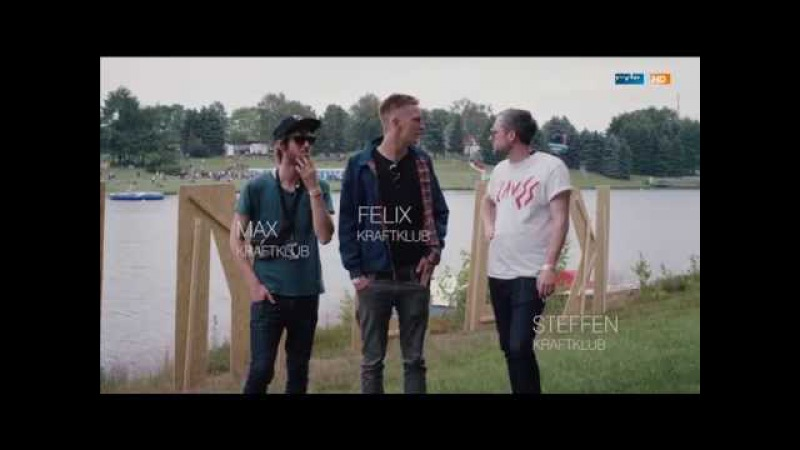 Kraftklub und das Kosmonaut Festival | Rockpalast | MDR