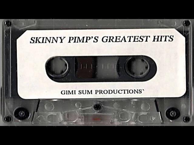 Kingpin Skinny Pimp - Psychopathic Lunatic {Remastered}-{SpookMane rIp}