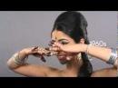 История моды 100 лет индийской красоты за 2 минуты 100 Years of Beauty Episode 7 India Trisha