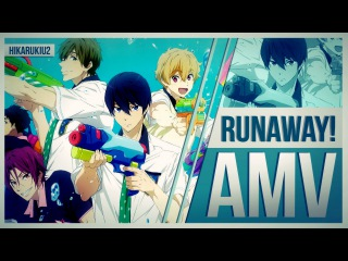 — ASIAN OTAKU | Runaway Baby! - Free! | Youtube videos [AMV] —