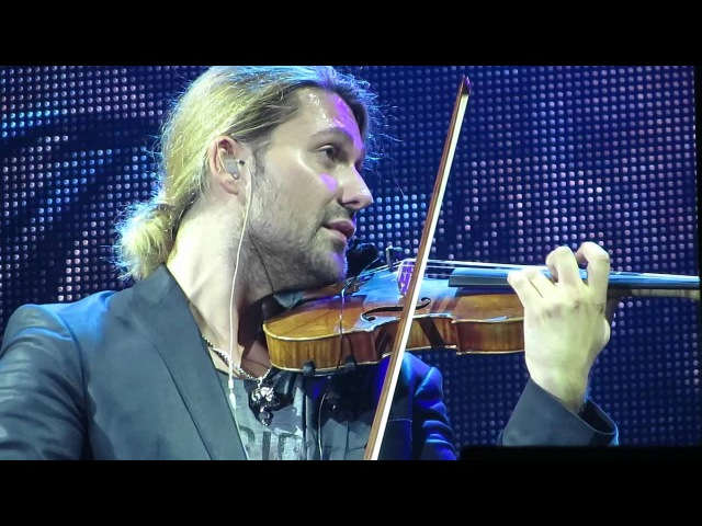 David Garrett - Serenity (own composition) - Berlin, 11.10.2014