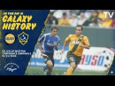 October 23, 2005: LA Galaxy beat San Jose 3-1 thanks to two goals from Landon Donovan