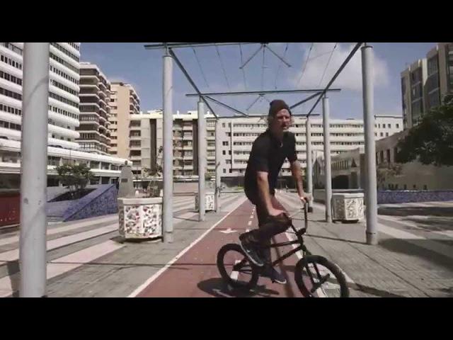 Nike BMX: Malaga to Gran Canaria