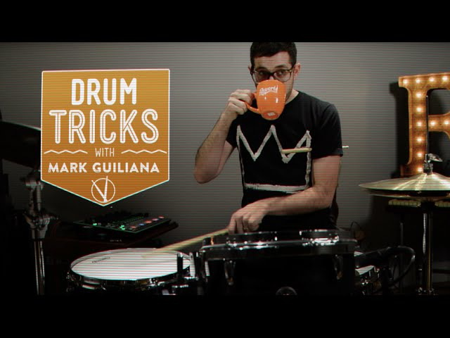 Mark Guiliana Making Acoustic Drums Sound Electronic | Reverb Drum Tricks