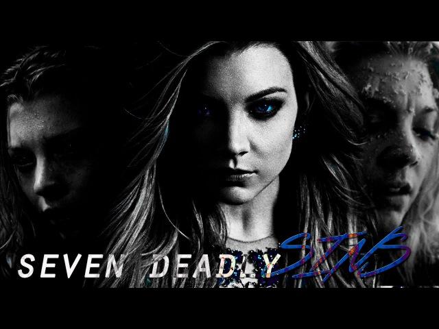 Natalie Dormer ☠ SEVEN DEADLY SINS ☠ [CCC]