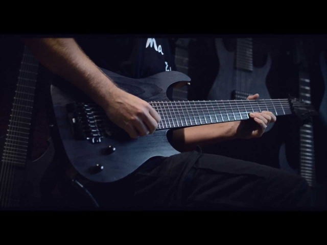 Fredrik Thordendal from Meshuggah plays Pigtronix Mothership Analog Guitar Synth Fractal Axe-FX II