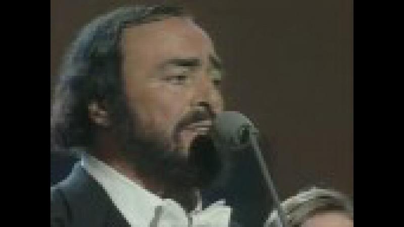 Luciano Pavarotti The Corrs - O Surdato Nammurato