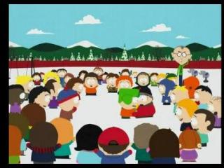 South Park | Южный Парк: Сезон 12, Серия 1