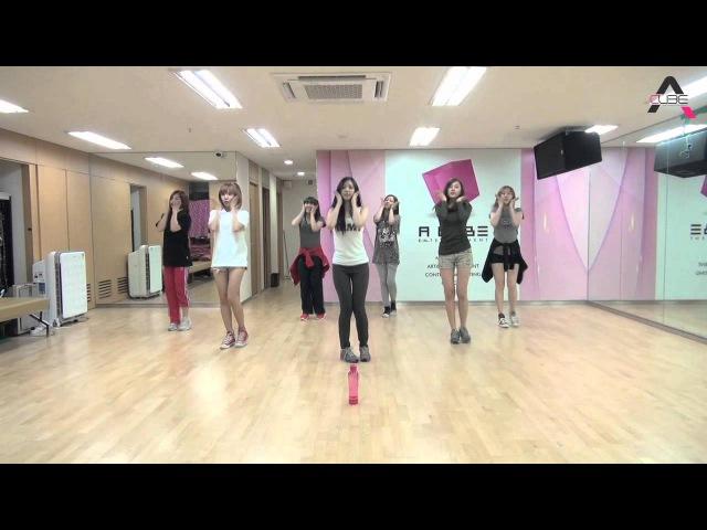 Apink - BUBIBU Dance Practice