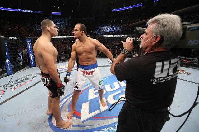 Смешанные единоборства - это будущее бойцовских видов спорта