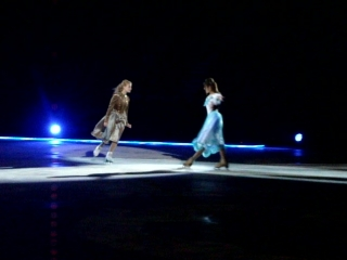 Дракула на льду. Мина и Люси
