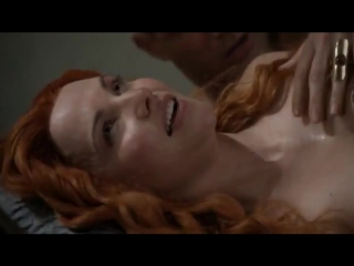 Spartacus - lucy lawless naked ft. kriks - sex scene 13