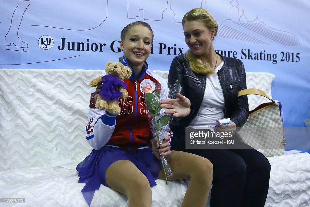Мария Сотскова - Страница 3 U1QtoVAX0tk