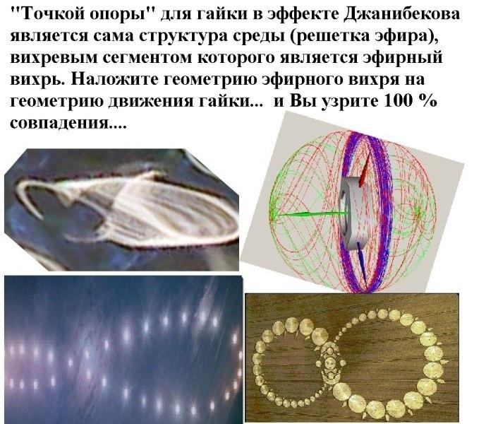 Факты доказывающие существование решетки эфира ZZGai1Z9JTQ