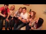 Видео поздравление от друзей на нашу свадьбу. Илья и Александра. 24.04.15г. г.Пермь