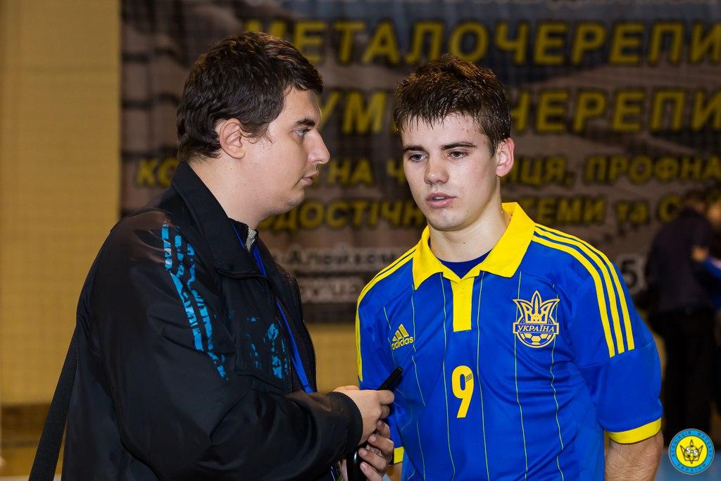 Виталий Дзюба: Соперник не давал нам играть первым номером - изображение 1
