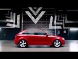 Реклама Audi A3 Sportback 2013 HD   Daft Punk   Ауди А3 Спортбэк