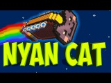 Robocraft - Nyan Cat Craft