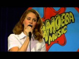 Lana Del Rey - Without You (Live at Amoeba)