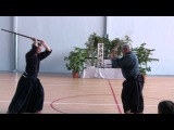Iaido - Malcolm Tiki Shewan - 17 et 18 mai 2014 - Saint-Pierre-du-Mont