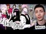 Обзор аниме - Парад Смерти - НяАн#46 - Одно из лучших психологических аниме!