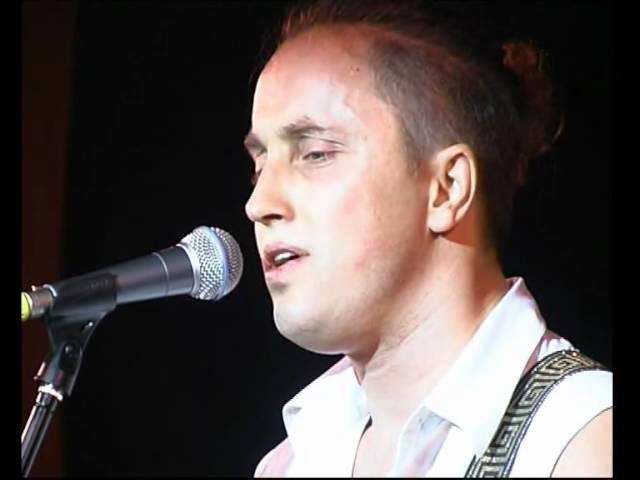 Павел Кашин, концерт, Лунный
