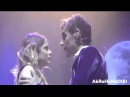 Violetta en Vivo - Paraguay  (Leon y Violetta se besan) (Leonetta)