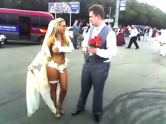 Ютуб голые свадьбы выходит