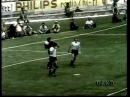 Pelé na Copa 70 Brasil x Uruguai