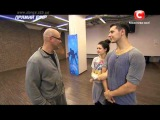 Надя Апполонова и Дима Масленников - Танцуют все - 7 (05.12.2014)