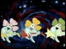 Фрагмент мультфильма Большой Ух - Мы весёлые медузы, Мы похожи на арбузы