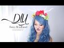 DIY Antler Headpiece | Fawn Costume | ANN LE