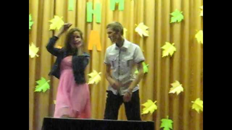 Танець Короля і Королеви осіннього балу 2015