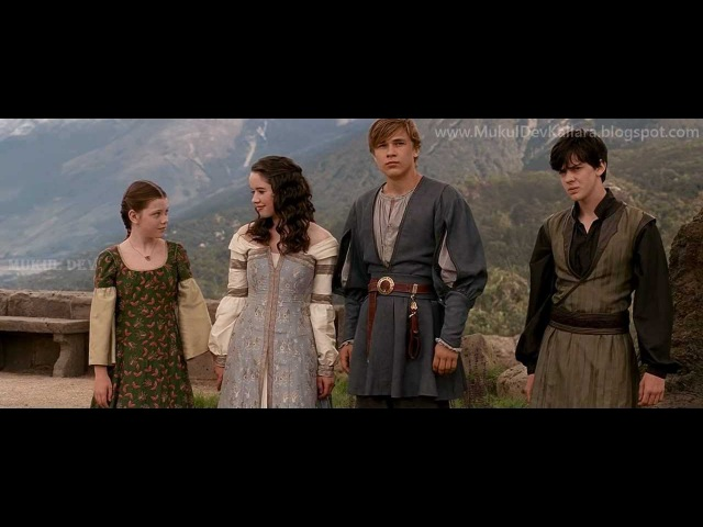 Climax song The Chronicles Of Narnia Prince Caspian 1080p The call No Need To Say Good Bye mkv