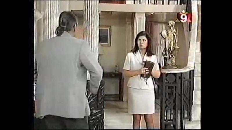 Natalia Oreiro. Fragmentos Capitulos de Ricos y Famosos (1997)