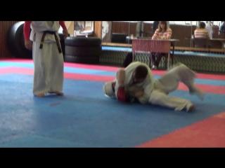 Хокутоки 3 бой (до 75 кг)