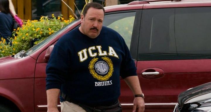 Толстяк против всех / Paul Blart: Mall Cop 2 (2015) HDRip скачать торрент