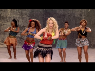 Shakira waka waka (this time for africa) (the official 2010 fifa world cup™ song)
