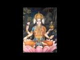 Uma Mohan chants Brahma Kritam Maha Lakhsmi Kavacham
