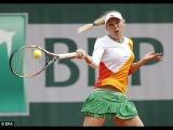 Caroline Wozniacki vs Karin Knapp Highlights roland garros  2015 HD R1