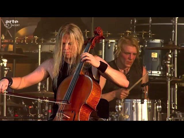 Apocalyptica - Live @ Wacken 2014 (Full Show, Pro Shot) [HD]