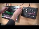 Драм-машина Roland Aira tr8 синтезатор Korg monoiribe - видео-обзор