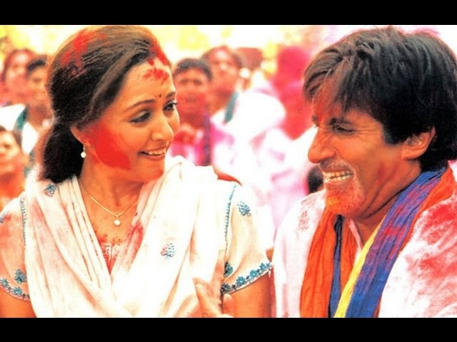 12Hori Khele Raghuveera Full Song | Baghban | Amitabh Bachchan, Hema Malini