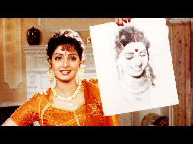 Meri Bindiya - Full Song   Lamhe   Anil Kapoor   Sridevi   Lata Mangeshkar