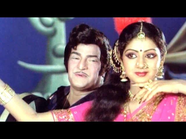 Nee Aata Naa Paata Full Video Song Anuraga Devatha Movie N T R Sridevi