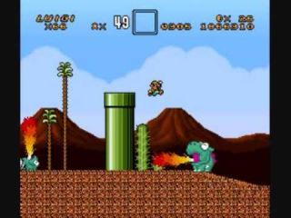 SMW Custom Music - Track 566 (Kirby's Dreamland 3 - Sand Canyon 3)